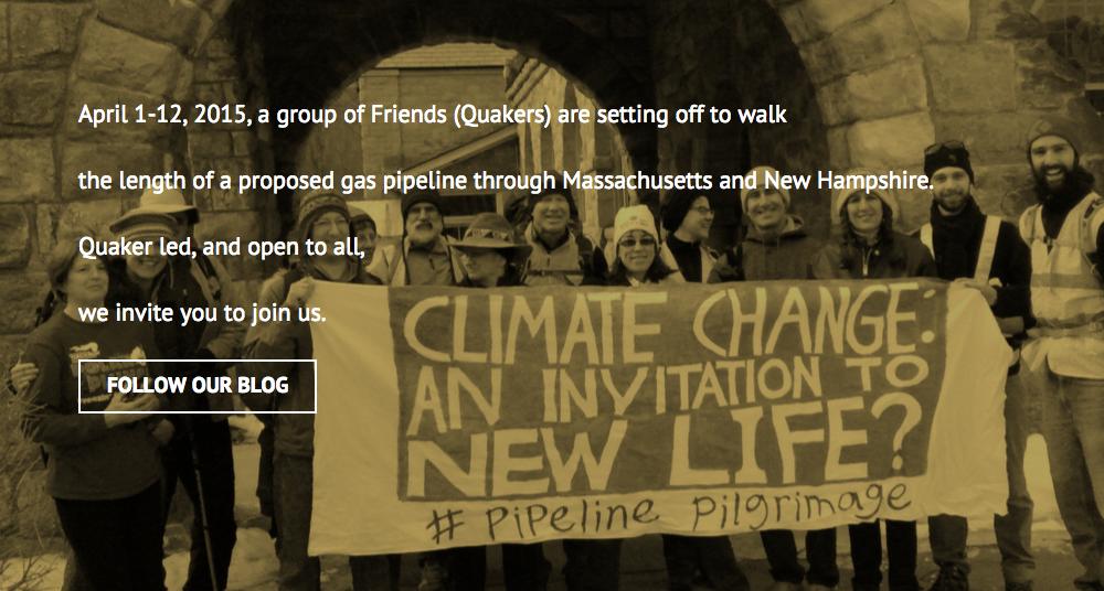 Paul Dobbs Pipeline Pilgrimmage
