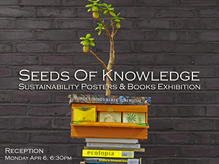 Seeds of Knowledge Exhibition SP15