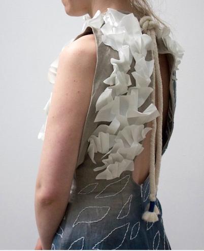 Emelie Bergh 16′ featured in Rising Tide