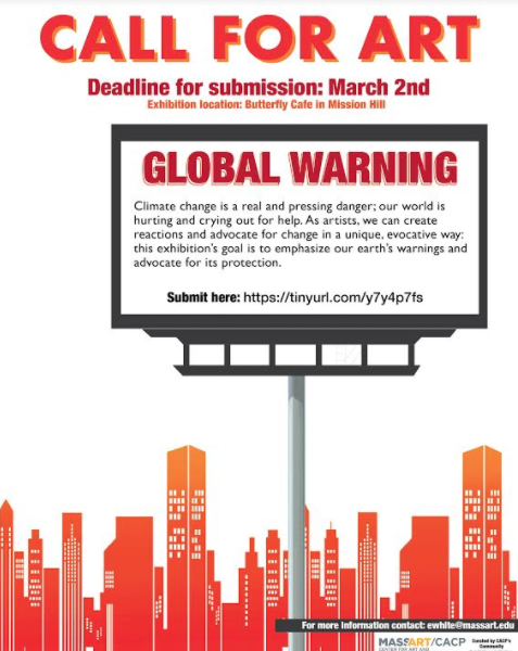 Call for work on climate change