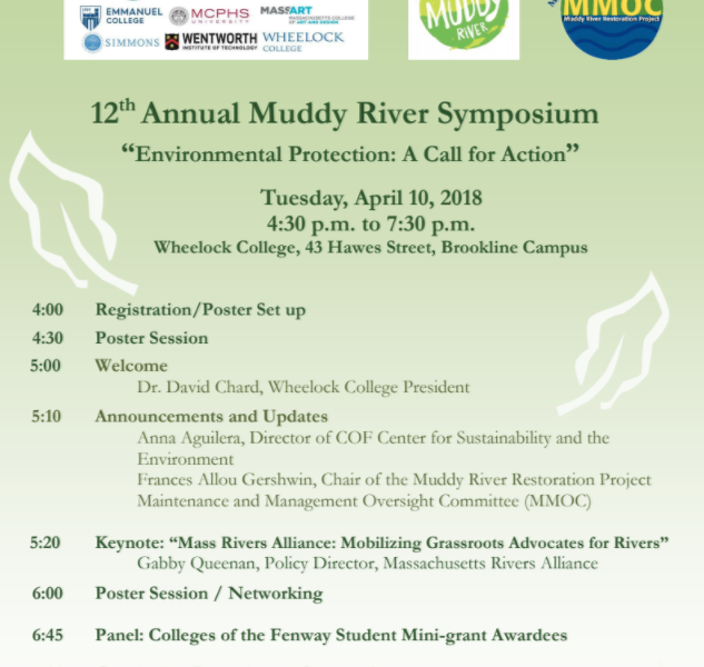 Muddy River Symposium