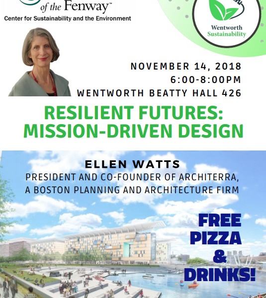 Architecture and Sustainability talk