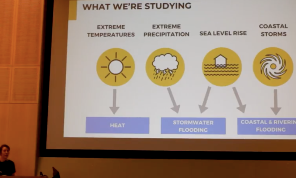 Climate Ready Boston lecture