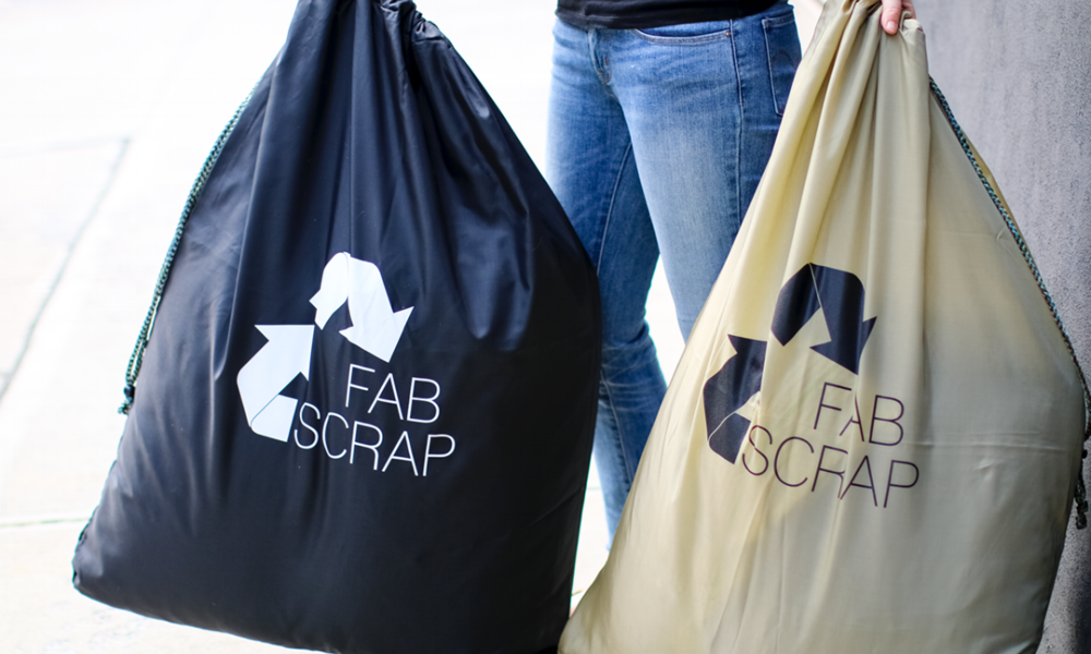 ADDRESSING THE FASHION INDUSTRY'S TEXTILE WASTE ISSUE